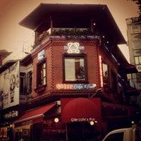 Photo taken at Çıtır Cafe & Pub by Han M. on 5/4/2012