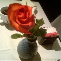 Photo taken at Empire Hunan Teaneck by Robin F. on 4/28/2012