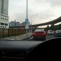 Photo taken at Lebuhraya persekutuan by Jr I. on 3/26/2012