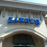 Photo taken at Zaxby's by Kris E. on 8/2/2012