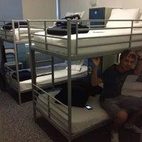 Photo taken at HI New York Hostel by Vladimir F. on 7/20/2012