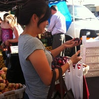 Photo taken at Cambrian Plaza Farmers Market by Danny K. on 6/28/2012