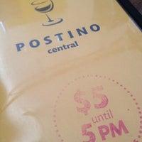 Photo taken at Postino Winecafé by Claudine W. on 2/14/2012