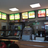 Photo taken at Subway by Marcelo M. on 9/4/2012