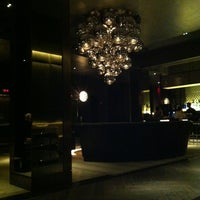 Photo taken at Hotel Lola (formerly Thirty Thirty) by Fatima V. on 5/29/2012