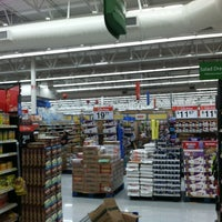 Photo taken at Walmart Supercenter by Miguel on 9/3/2012