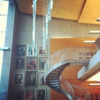 Photo taken at Irving K. Barber Learning Centre by Landon H. on 2/12/2012