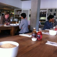 Photo taken at The Table Café by Kevin Y. on 3/23/2012