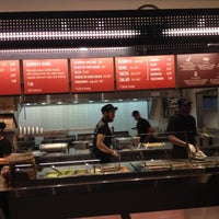Photo taken at Chipotle Mexican Grill by Brian D. on 3/16/2012