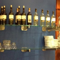 """Photo taken at Alitalia Lounge """"Giotto"""" by Abby D. on 6/23/2012"""