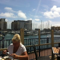 Photo taken at The Sovereign Harbour (Harvester) by Keith L. on 8/5/2012