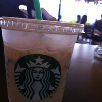 Photo taken at Starbucks by Ariadna H. on 4/4/2012