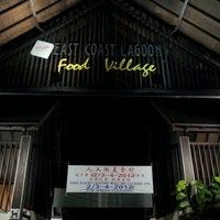 Photo taken at East Coast Lagoon Food Village by Fairuzaman H. on 3/22/2012