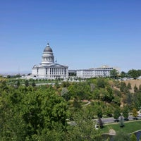 Photo taken at Capitol Hill by Jacob Barlow on 8/23/2012