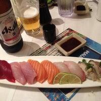 Photo taken at Sansei Seafood Restaurant & Sushi Bar by James David H. on 7/26/2012