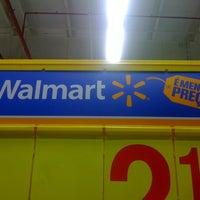 Photo taken at Walmart by Judah R. on 4/15/2012