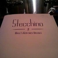 Photo taken at Stecchino by SuBarNYC on 3/30/2012