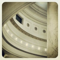 Photo taken at Palacio de Bellas Artes by Mr P. on 8/11/2012