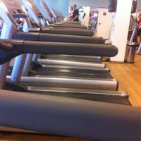 Photo taken at Fitness First Lifestyle Club by Markus R. on 3/3/2012