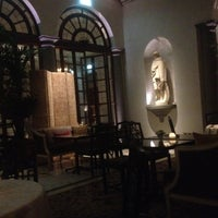 Photo taken at The St. Regis Florence by Essam I. on 8/19/2012
