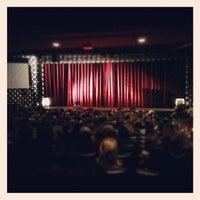 Photo taken at Teatro Procópio Ferreira by Vitor R. on 3/29/2012