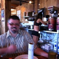 Photo taken at Hooters by Percy G. on 4/18/2012