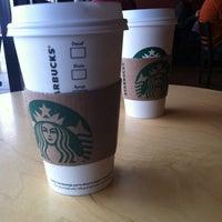 Photo taken at Starbucks by Nick H. on 2/20/2012