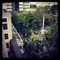 Photo taken at Assumption University by Punjabigeek on 2/18/2012