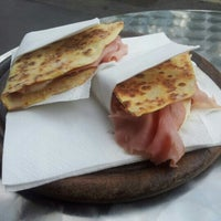 Photo taken at Divina Piadina - Piadineria artigianale a Milano by Piersergio T. on 8/31/2012