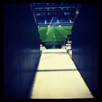 Photo taken at Boulevard Members Club at Sporting Park by Doug W. on 6/6/2012