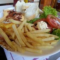 Photo taken at Dunas Bar e Restaurante by Cintia Y. on 8/23/2012