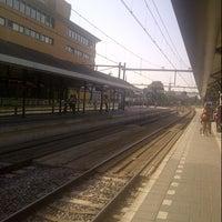 Photo taken at Station Hilversum by Chris B. on 6/28/2012