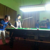 Photo taken at Club 11 Snooker & Pool by radeenwh on 9/2/2012