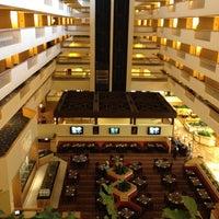 Photo taken at Renaissance Denver Stapleton Hotel by Chris B. on 5/31/2012