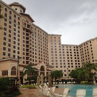 Photo taken at Rosen Shingle Creek Hotel by Katrina Eireen M. on 6/9/2012