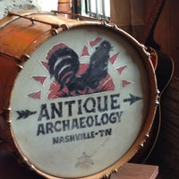 Photo taken at Antique Archaeology by Susan P. on 4/4/2012
