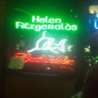 Photo taken at Helen Fitzgerald's Irish Grill & Pub by Eric V. on 9/11/2012