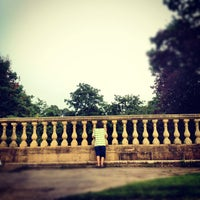 Photo taken at Darley Park by Toby B. on 8/11/2012