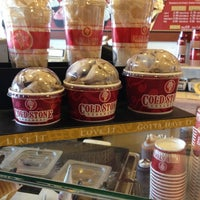 Photo taken at Cold Stone Creamery by Stephanie S. on 4/3/2012