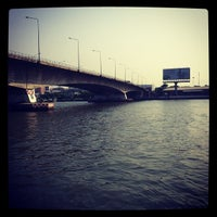 Photo taken at ท่าเรือพระราม 7 (Rama 7 Pier) N24 by Sommai J. on 4/26/2012