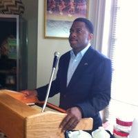 Photo taken at Embassy of Botswana by Katylou M. on 5/5/2012
