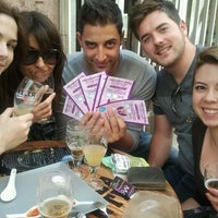 Photo taken at Garaje Bar by Antonio G. on 4/21/2012