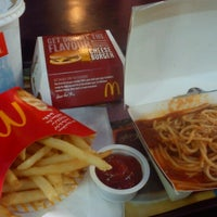 Photo taken at McDonald's by Mark Villy A. on 7/9/2012