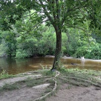 Photo taken at Callahan State Park - Dog Pond by Janet on 7/7/2012