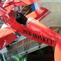 Photo taken at Red Monkey Tavern by Sonia H. on 5/21/2012