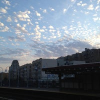 Photo taken at MTA Subway - 174th St (2/5) by Bex J. on 7/22/2012