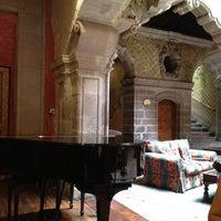 Photo taken at La Casa De La Marquesa by Monse M. on 7/3/2012