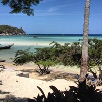 Photo taken at Chalok Baan Kao Bay by Nickkohtao on 8/22/2012