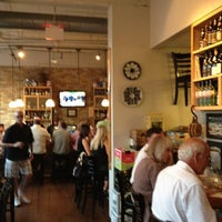 Photo taken at Henlopen City Oyster House by bradley a g. on 8/23/2012