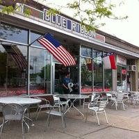 Photo taken at Blue Ribbon BBQ by Brad K. on 4/26/2012